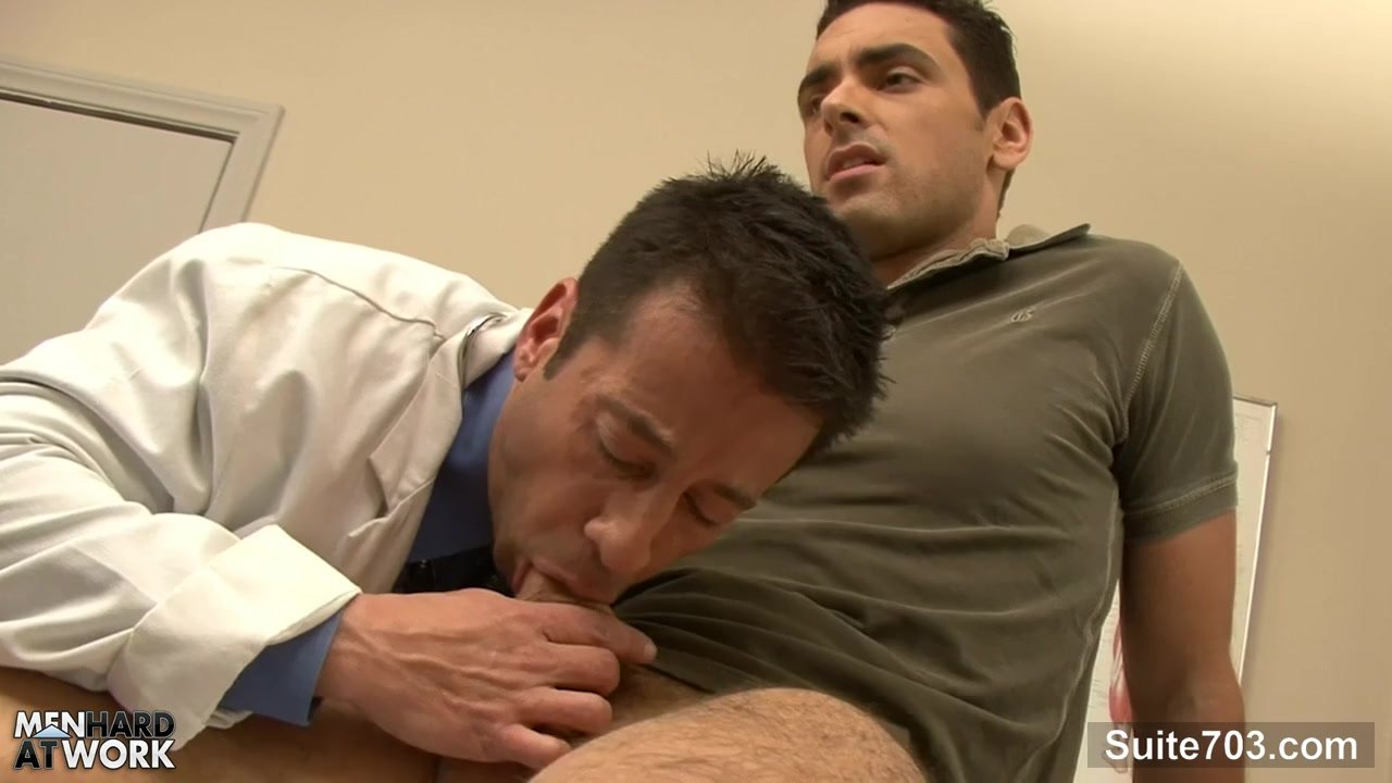 Lusty Doctor Gets Nailed By His Gay Patient  Redtube Free -2842