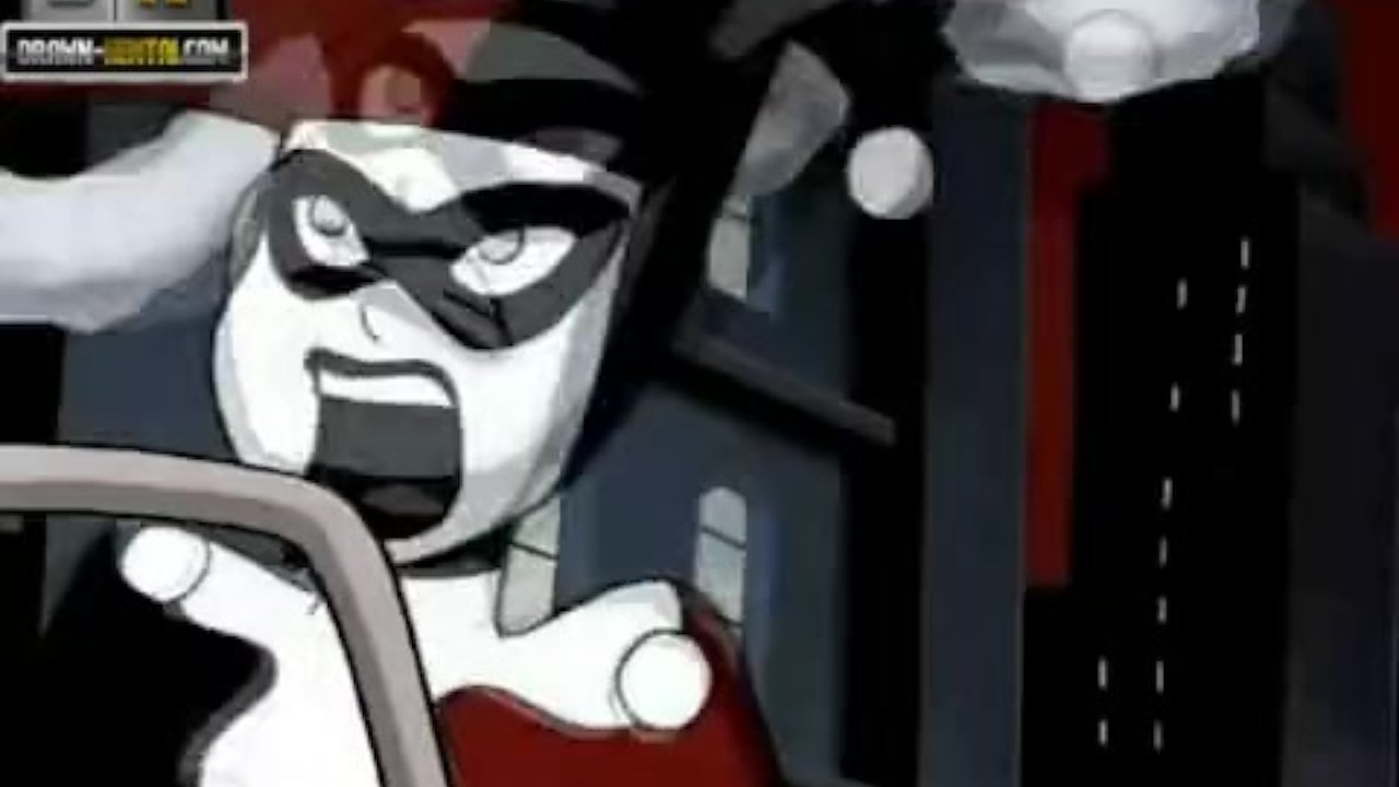 Harley Quinn Fellation gay Black Butt sexe