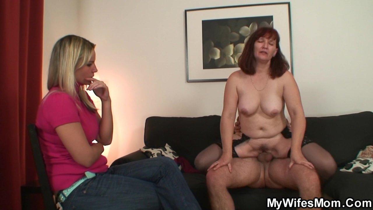 Home Made Wife Threesome