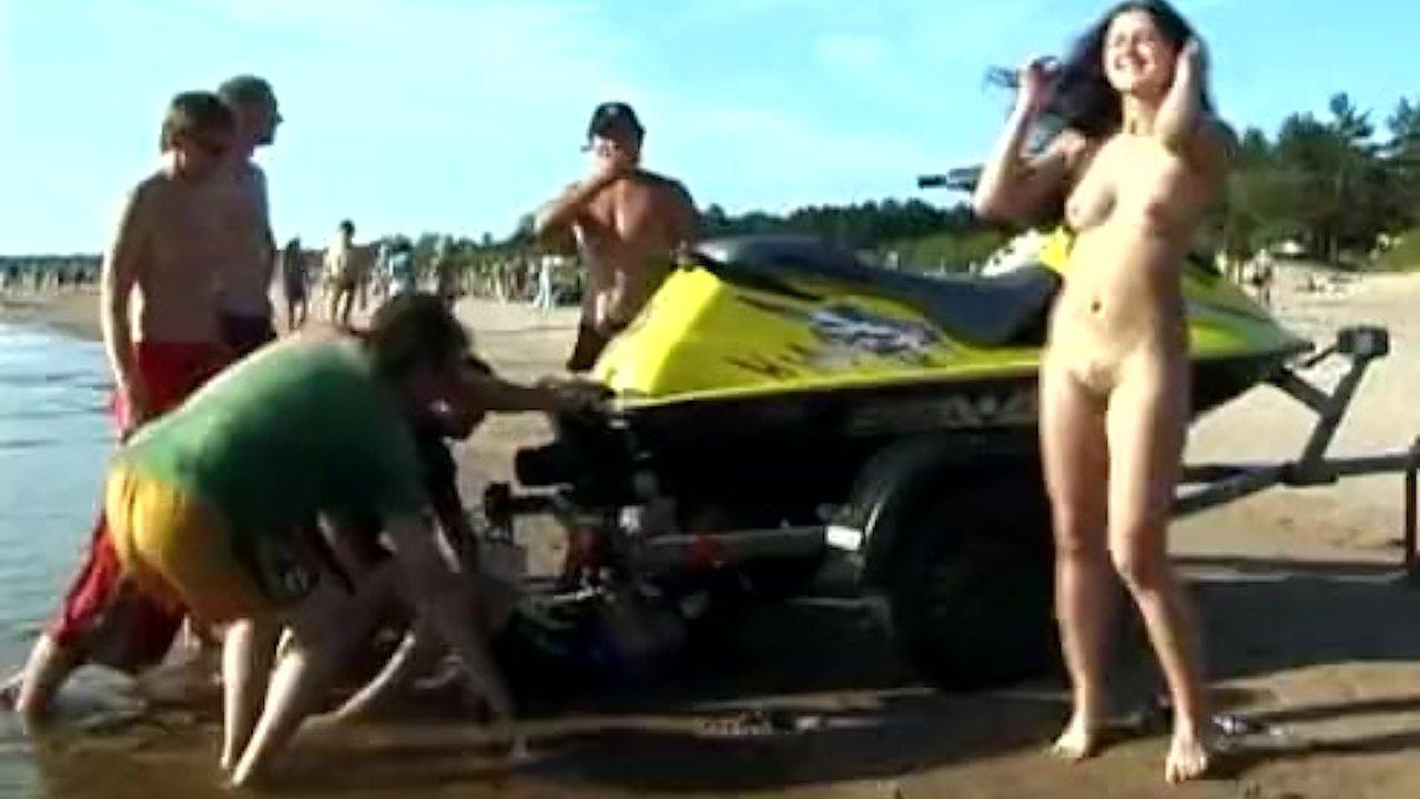 Young nudist beach teen - RedTube