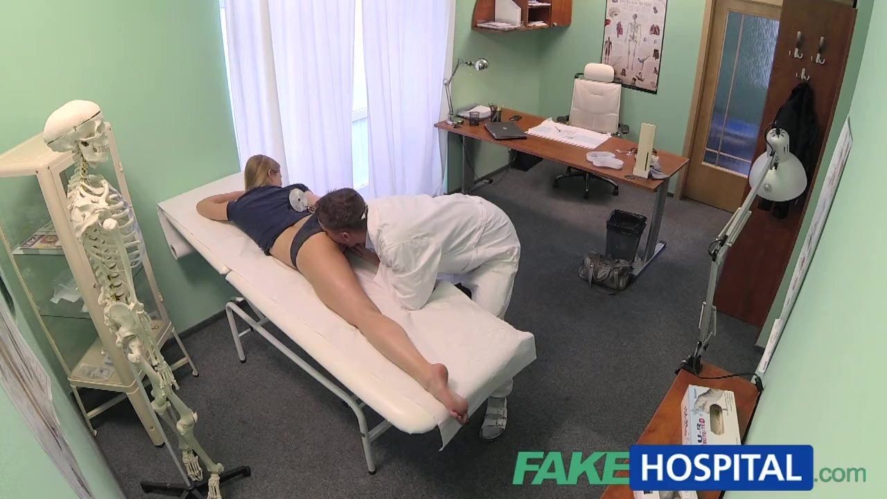 Porn fake hospital