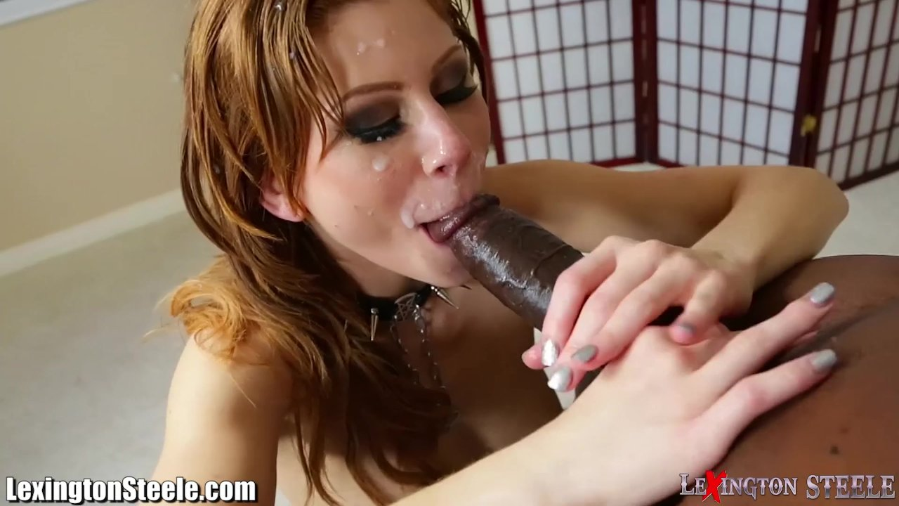 Brooklyn Lee Ass Fucked by 11 Inch BBC