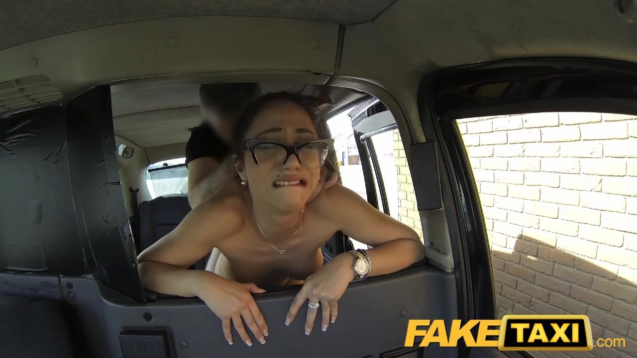 Alexis Crystal Fake Taxi