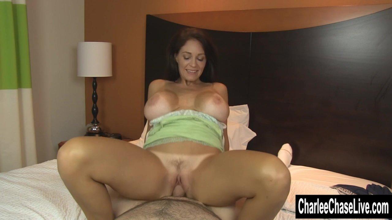 Big Tit Pornstar Charlee Chase Fan Fuck