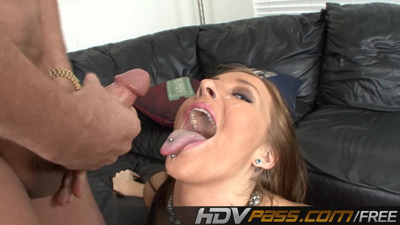 Sexy Teen Blowing And Getting Hammered