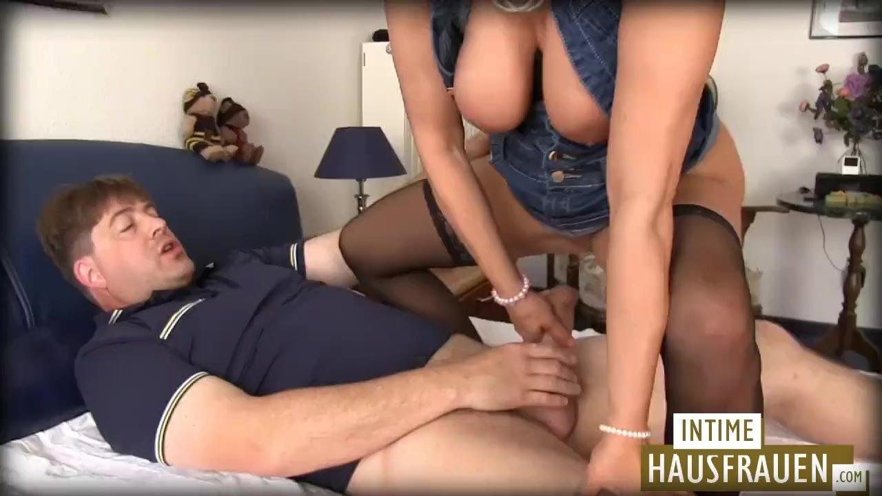 Hausfrauen Blowjob