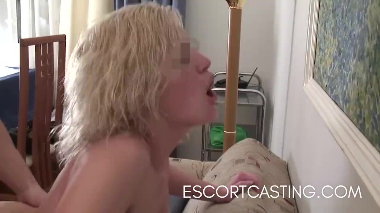 Adele Sunshine Porn Escort casting blonde girl who wants to be an escort