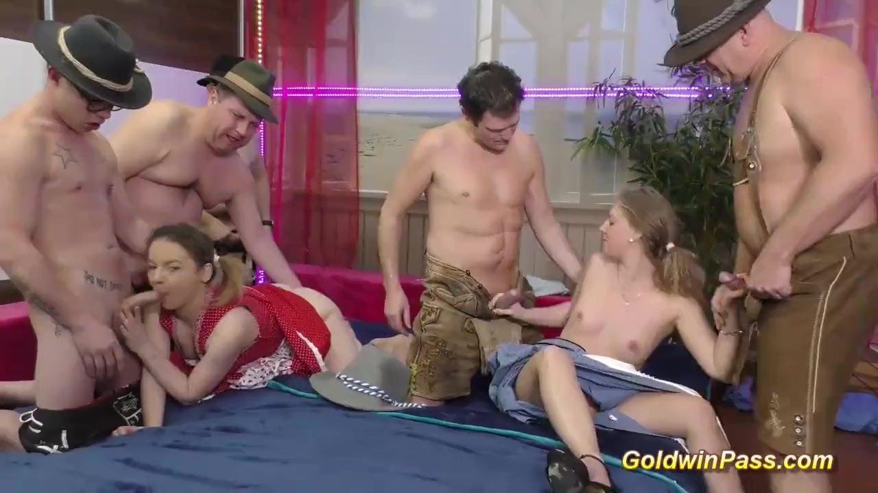 Gloryhole Secrets Blonde mouthfuls of cum