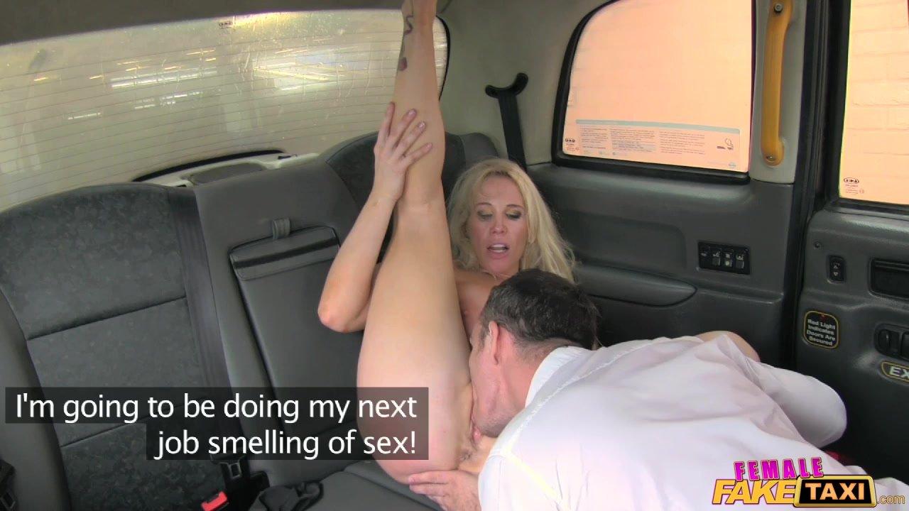 Taxi rebecca fake female Fake taxi