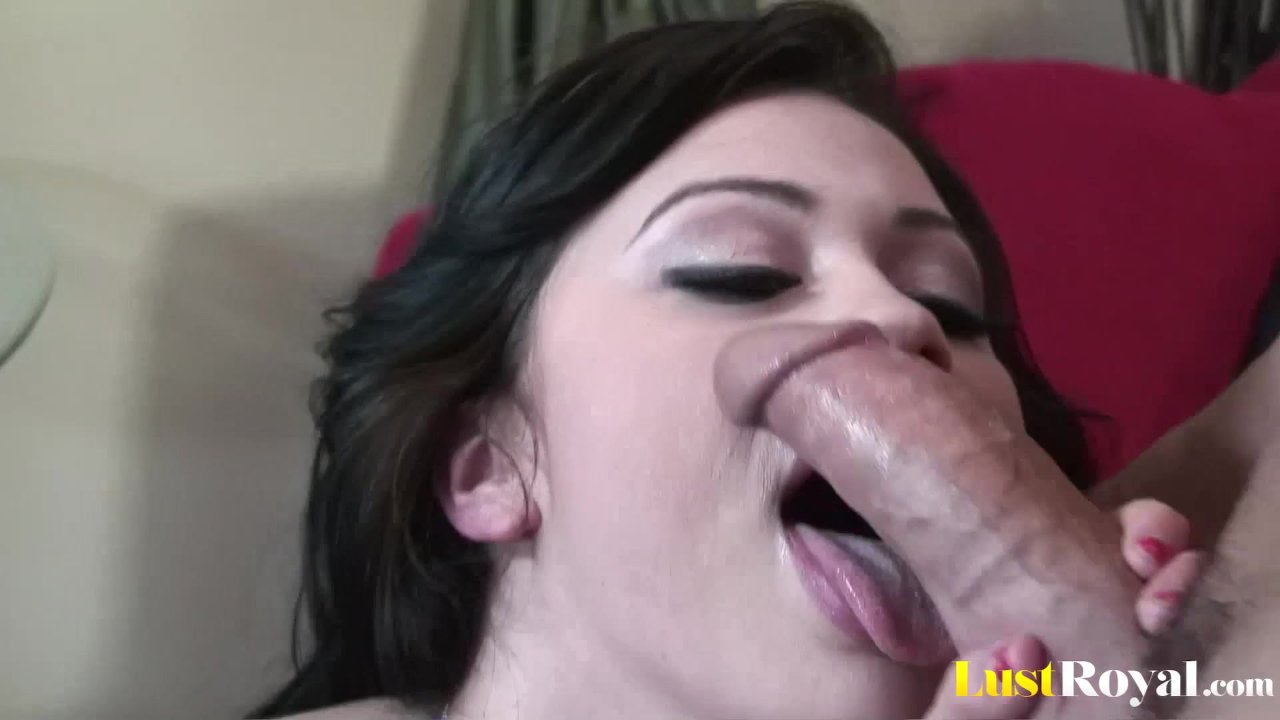 Amazing lady Cail Couture loves to get creampied