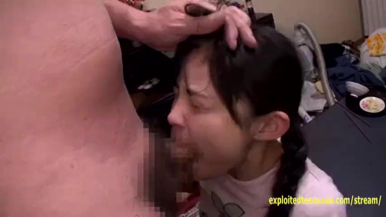 Petite Jav Schoolgirl Gets Deep Throat Cock - RedTube->
