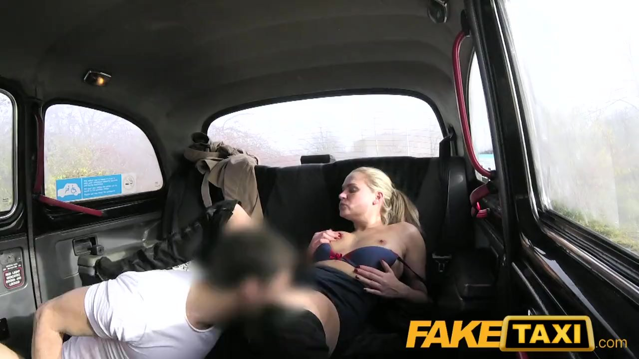 Fake Taxi Sex mad Czech lady wants cock