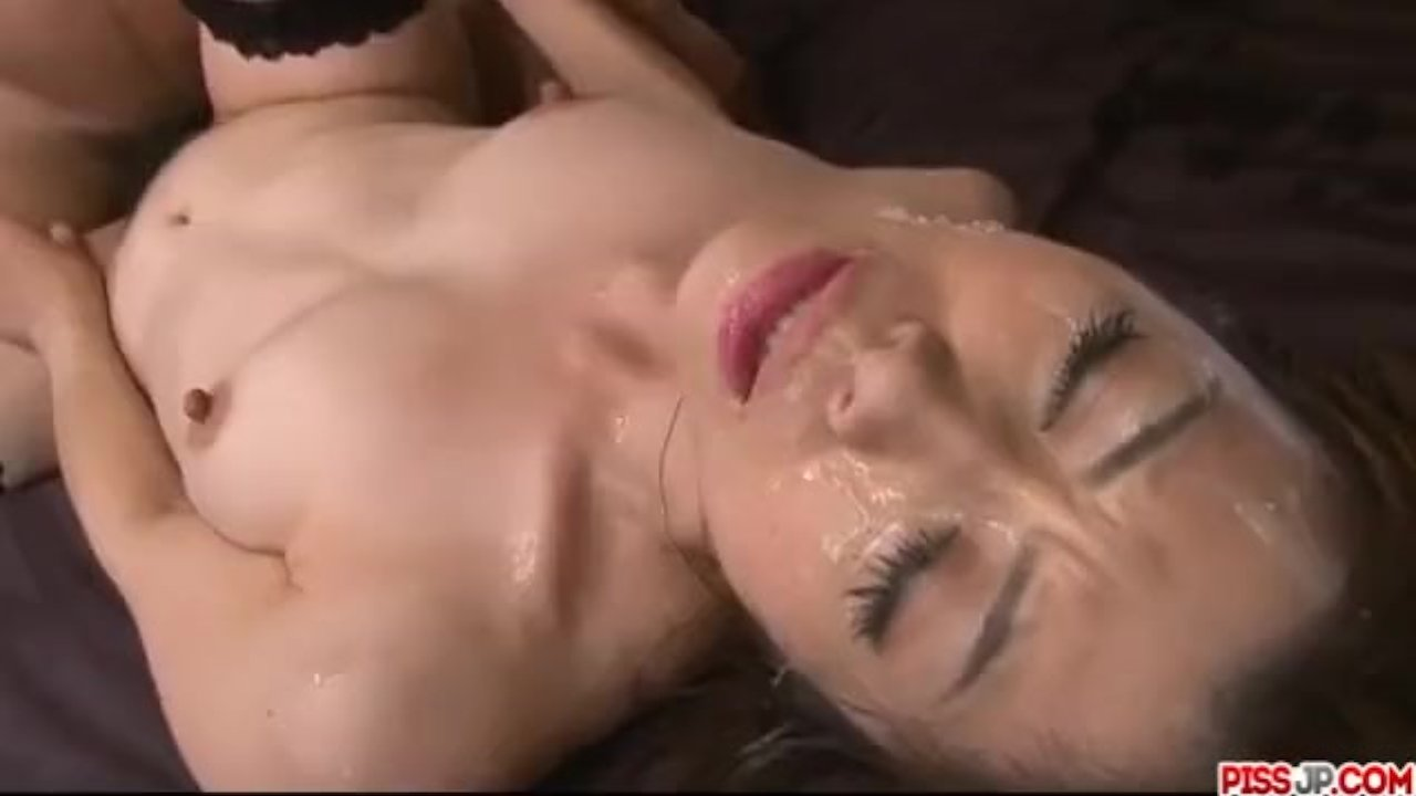 Serious group pleasures for amazing Maki Hojo