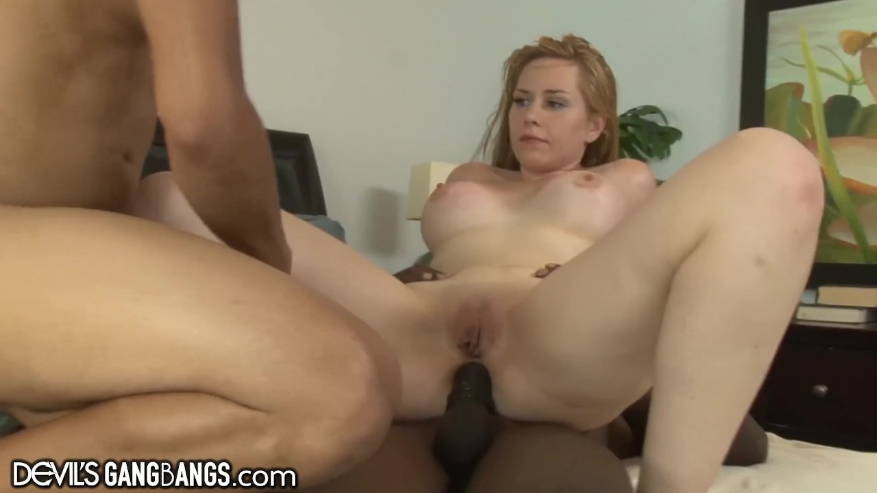 DevilsGangBangs Kristen Wants to be Filled with Cum