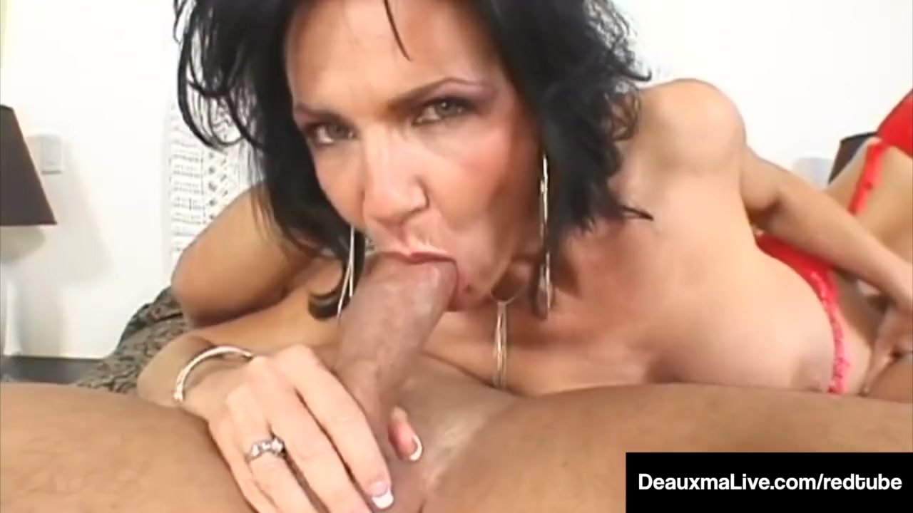 Angie Noir Actriz Porno milf-cougar performer of the year, deauxma, in her 2nd anal!
