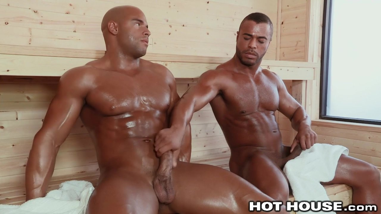 Hothouse Sean Zevran Sweaty Sauna Sex  Redtube Free -2255