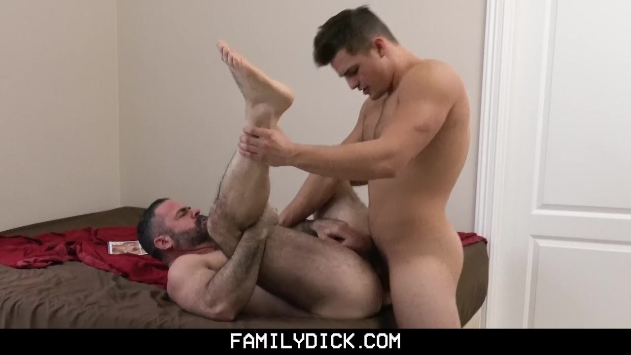 gay caught porn video