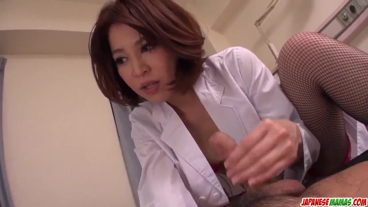 Sex with hot Japanese milf Erika Nishino