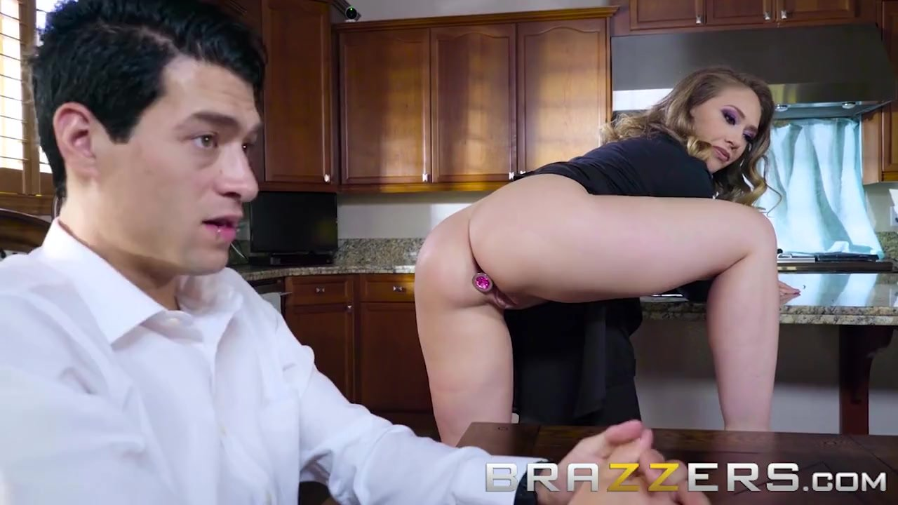 Kagney The Anal Expert Needs A Good Fucking - Brazzers
