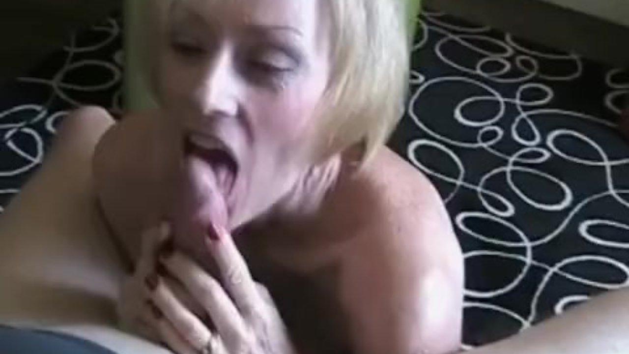 Amateu rGILF Homemade Sex Tape