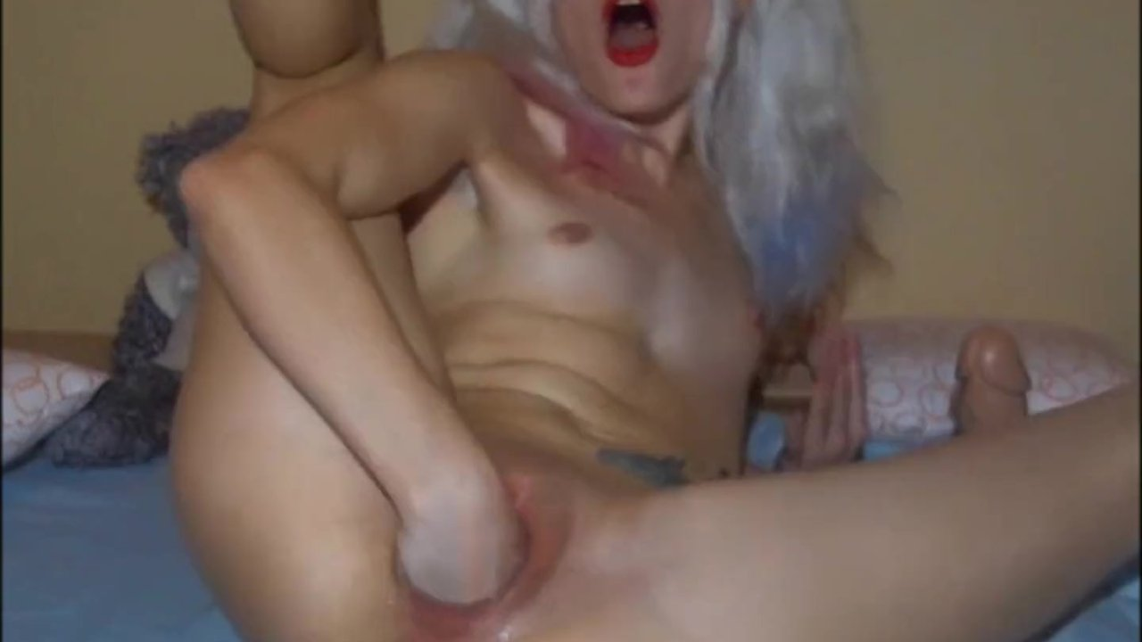 Hot Teen Blonde Fisting, Anal And Squirt Action - Redtube-7618