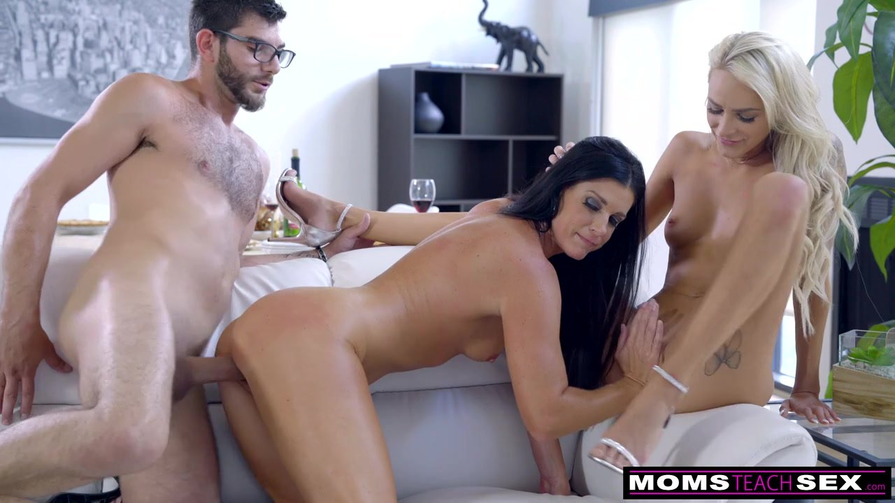 Moms Teaching Teens Howto Fuck