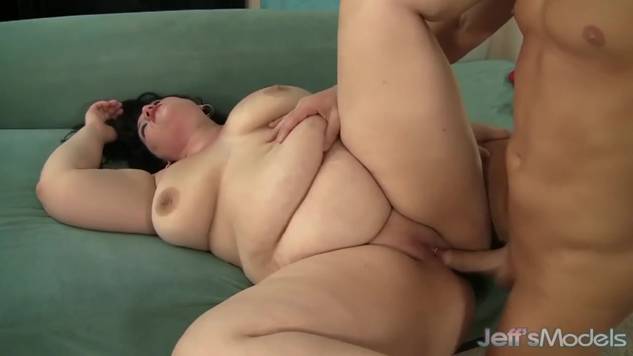 Bbw fucked silly