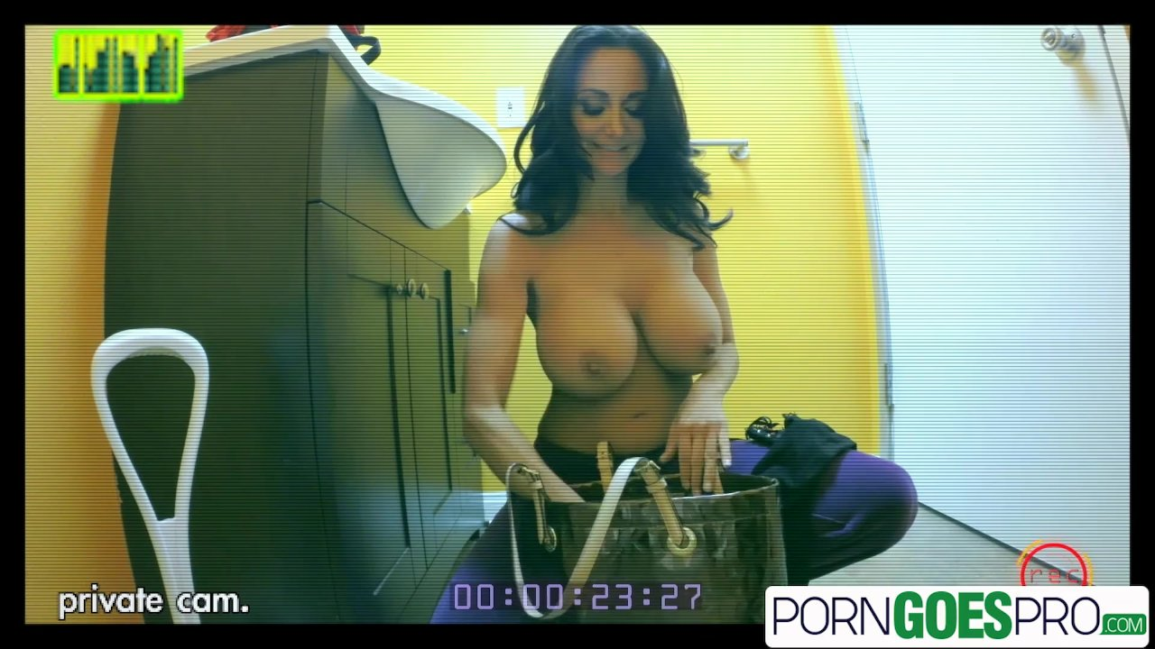 PornGoesPro - MILF Ava Addams suck & fuck a big dick, big booty & big boobs