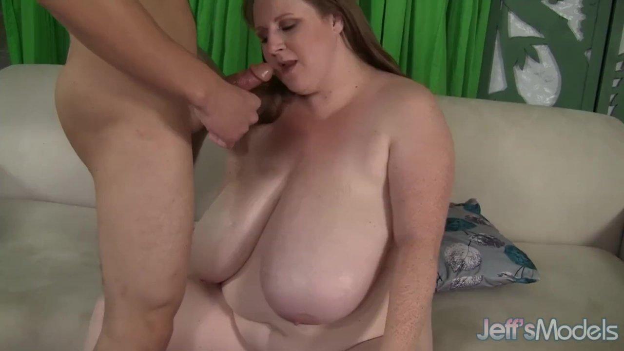 bbw białe porno