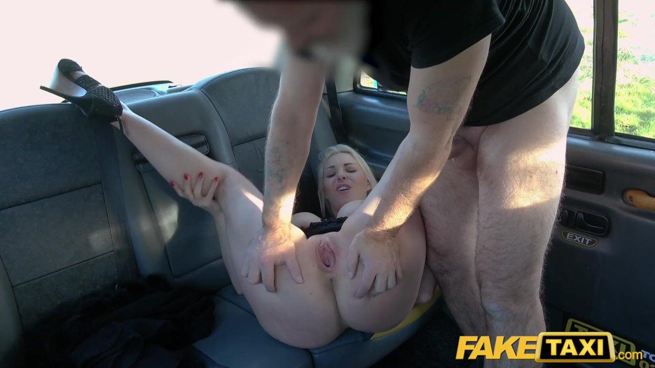 Alyssa Divine Fake Taxi