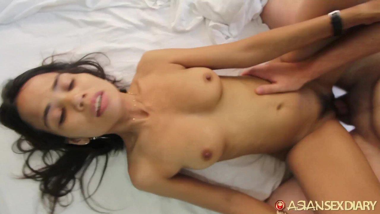 Marley Mason Fucked Hard in Her Furry Pussy