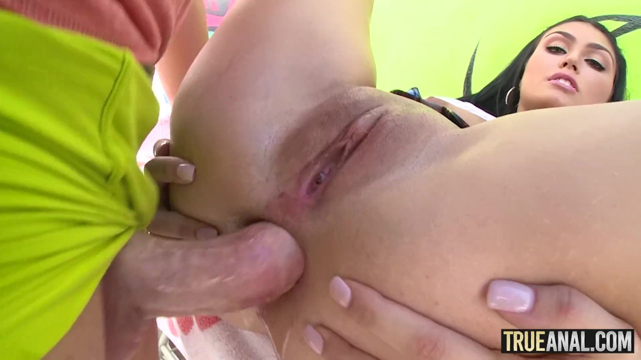 TRUE ANAL Kylie Sinner Loves A Good Ass Pounding