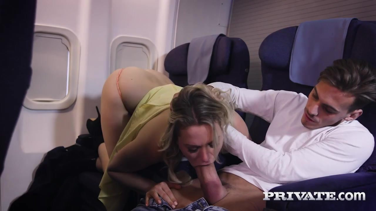 Kitten natividad breasts scene in airplane