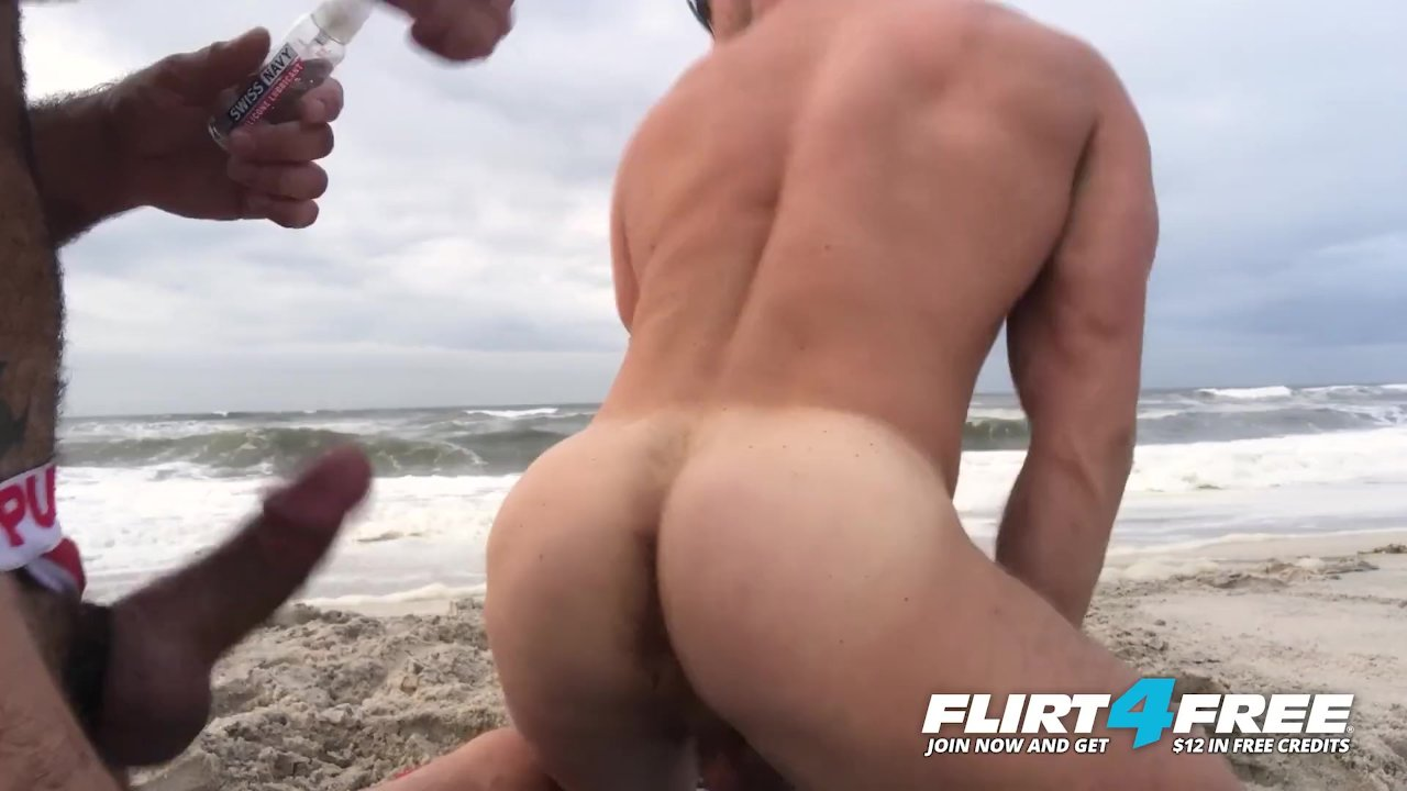 Superstar Naked Beach Hunks Pic