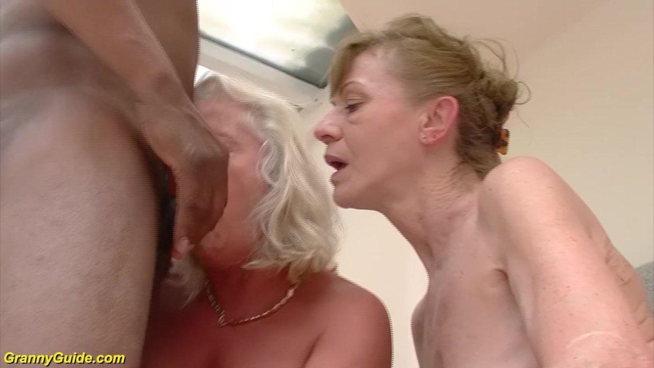 Granny orgia film