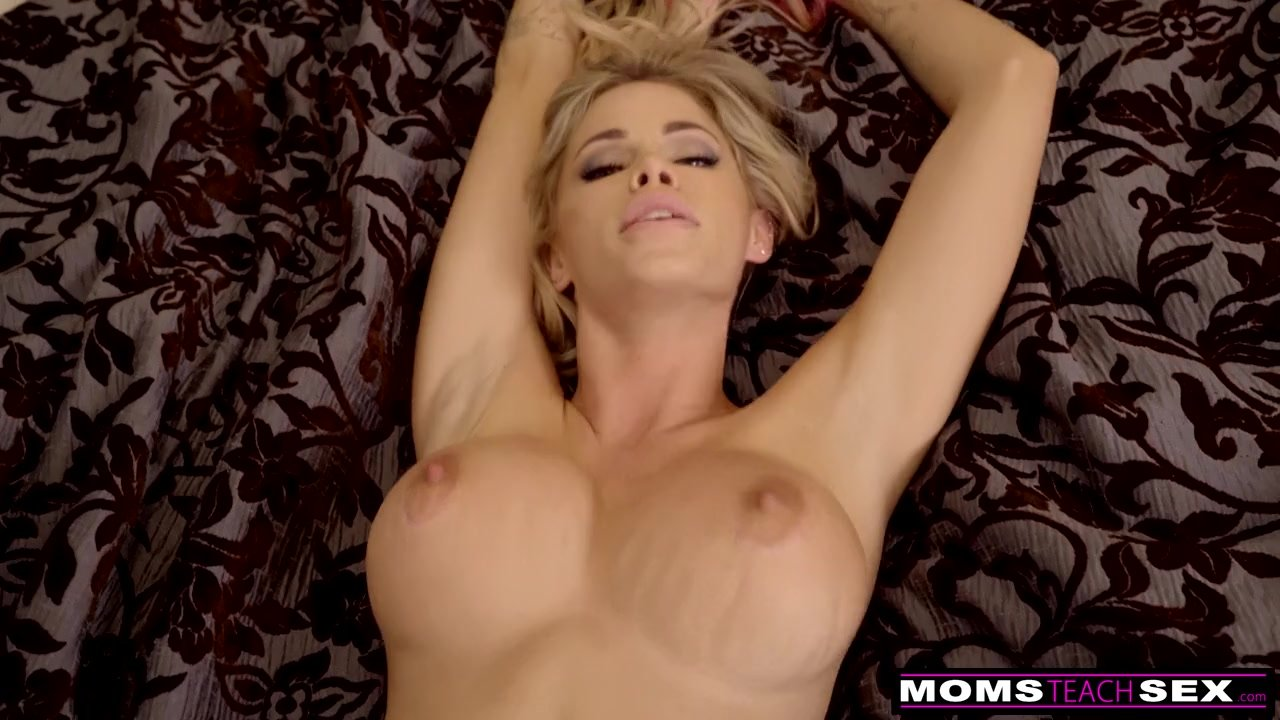 Cumming Hot Step Moms Big Tits