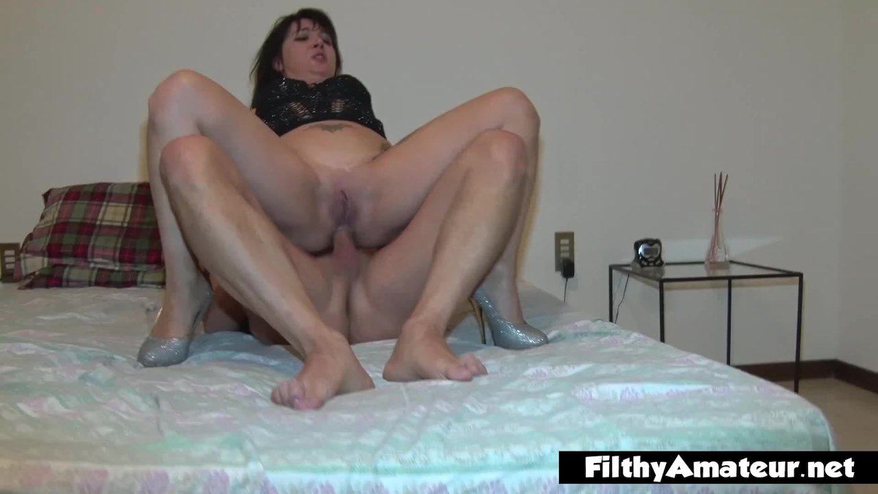 Anal fucking, DP and swallowing for the whores