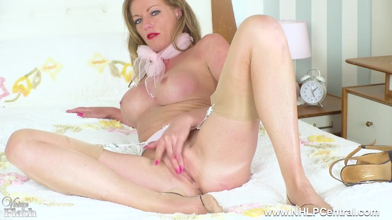 Jenny Smith Finger Her Tight Pussy