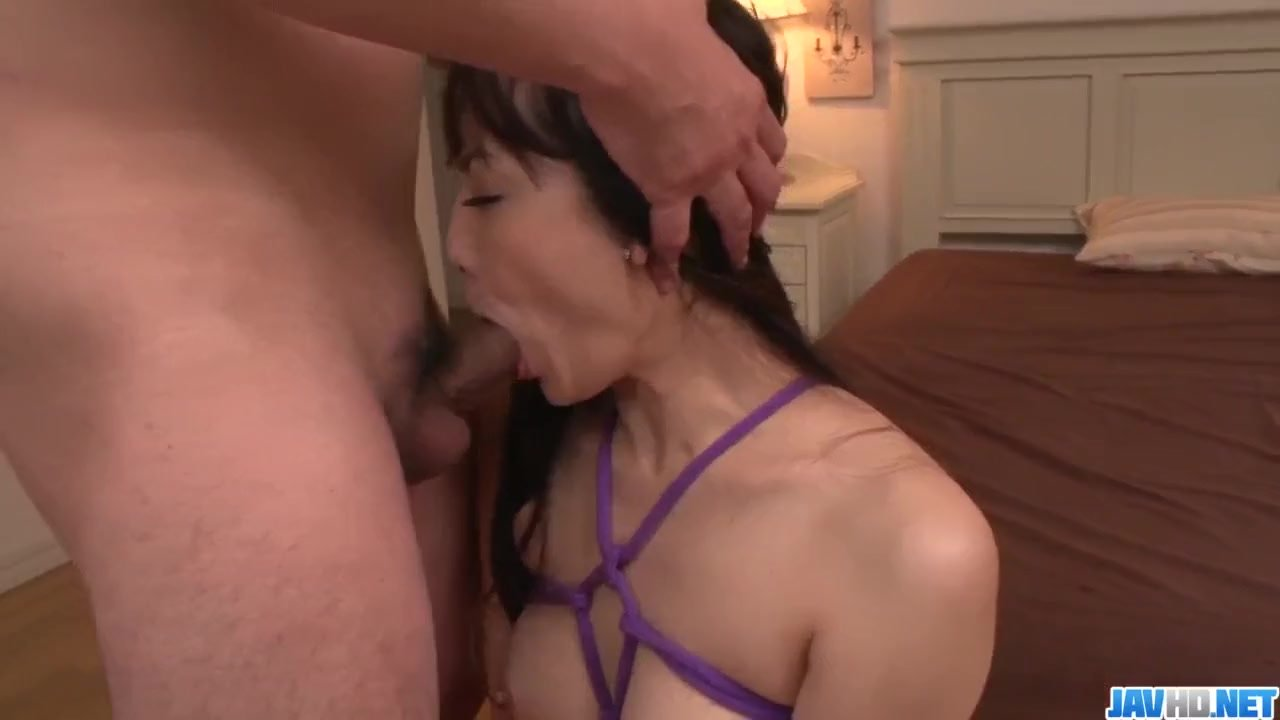 Yuri Honma enjoys savage cock into her tight vagina