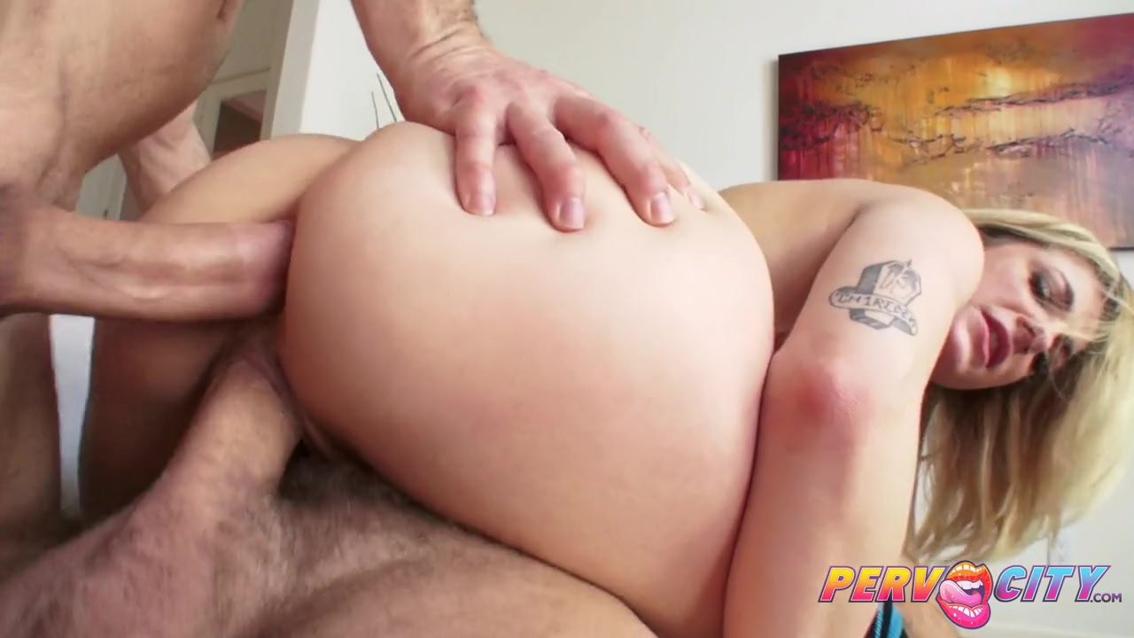 Best Friend Anal Threesome