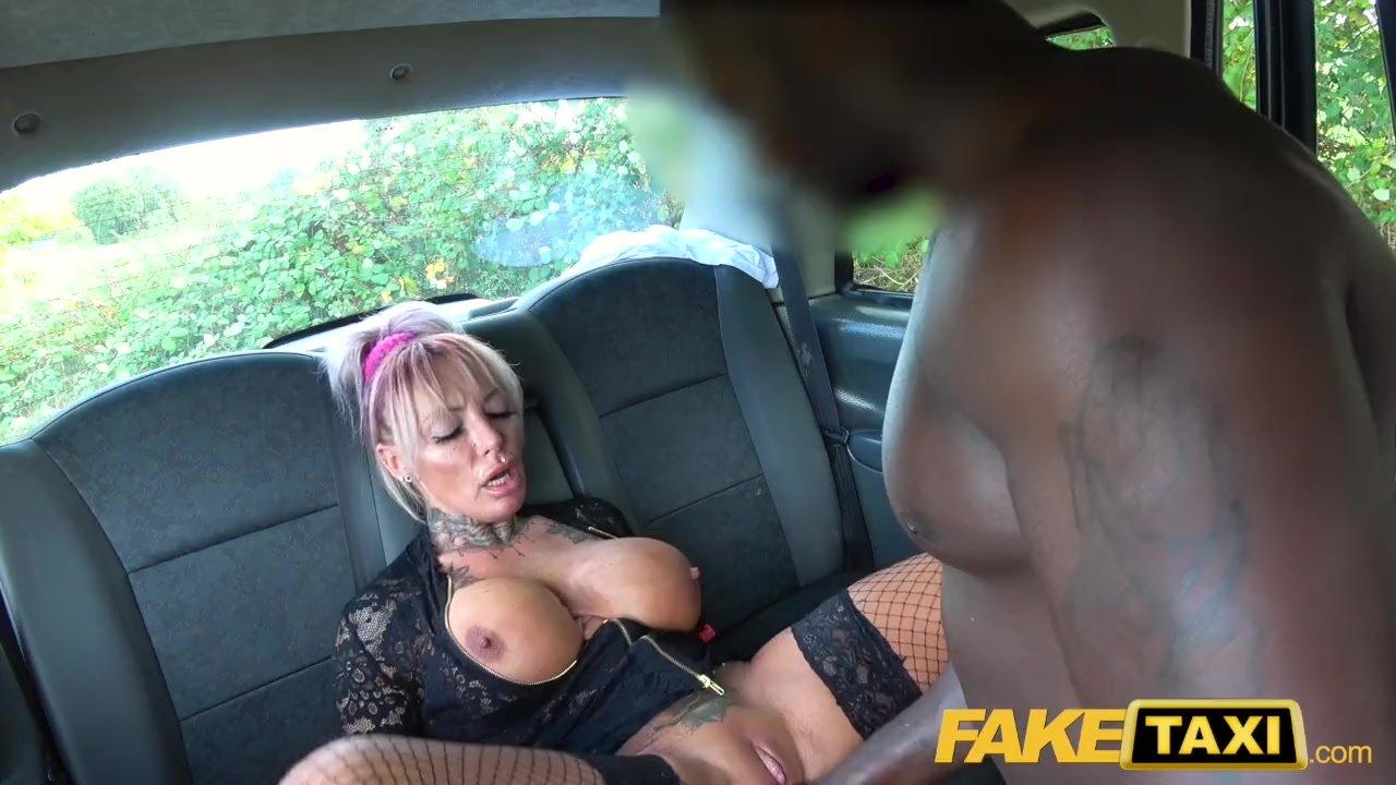 Huge Fake Tits Blonde Milf