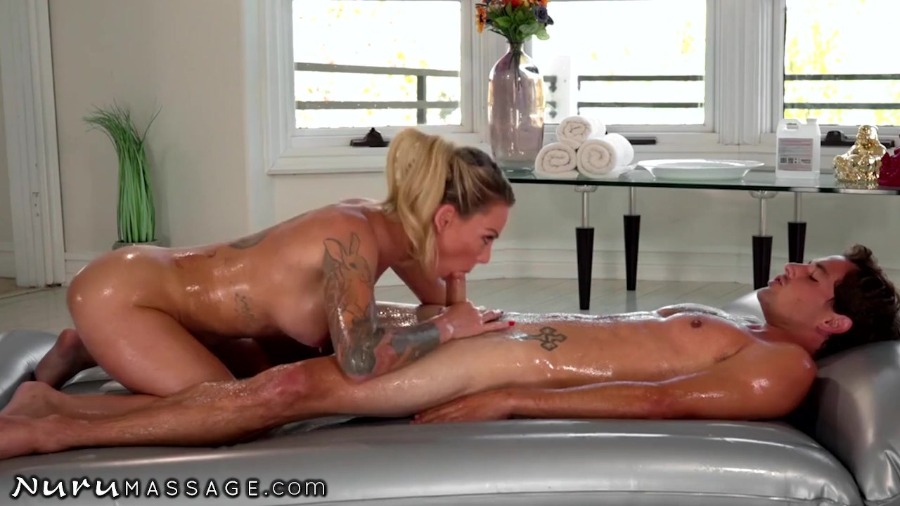 Surprise sex massage movie