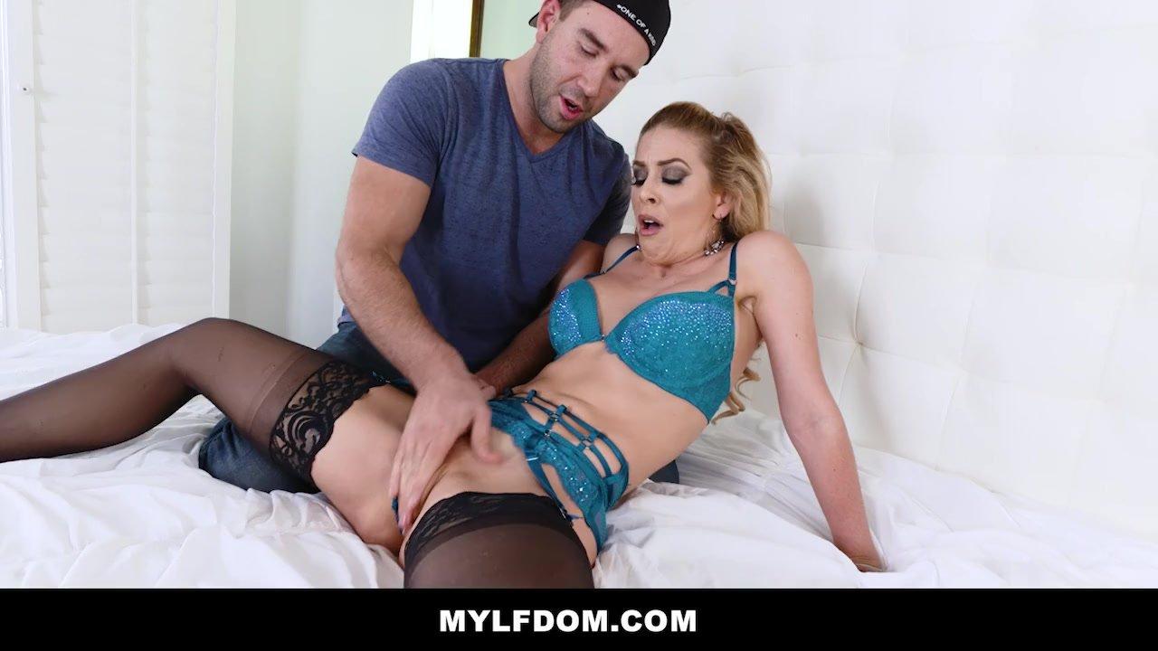 MYLFDom - Horny Step Son Fucks Cheatine Mom