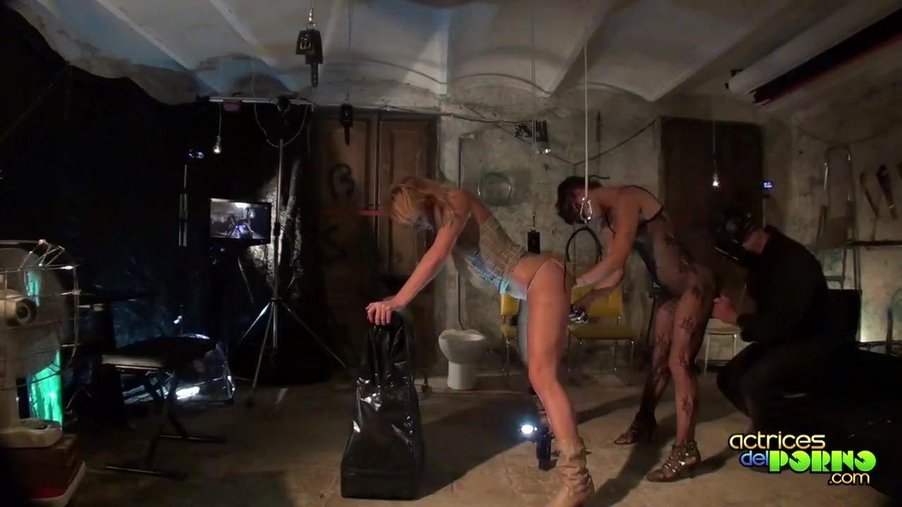 Actriz Porno Qqccmh Video el puño hasta el fondo