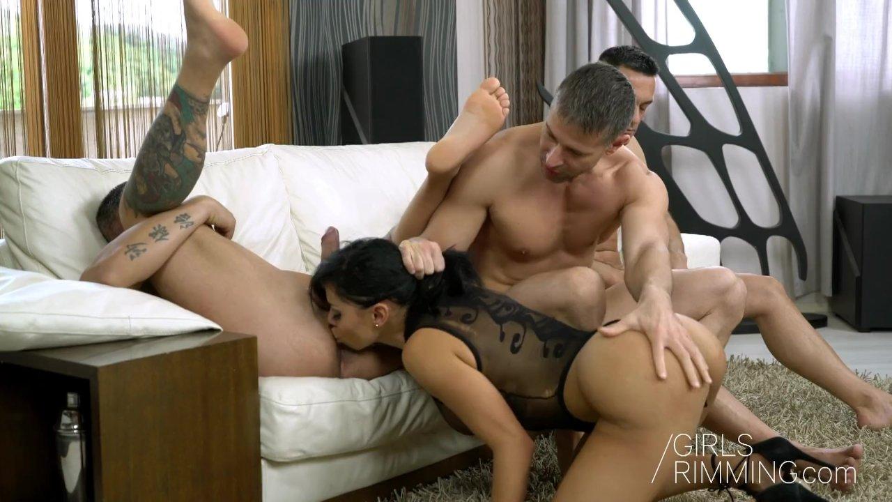 rimming kanał porno