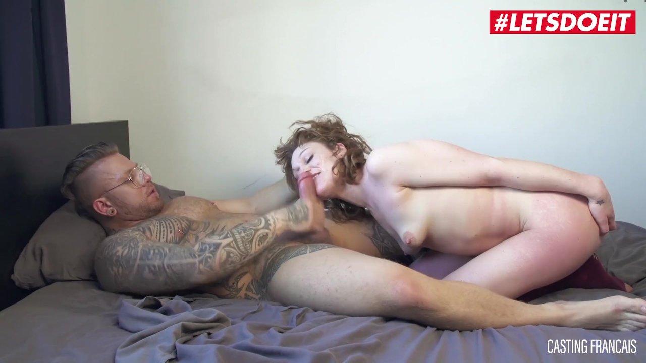 Asian girlfriend Vina Sky enjoying cock and anal plug