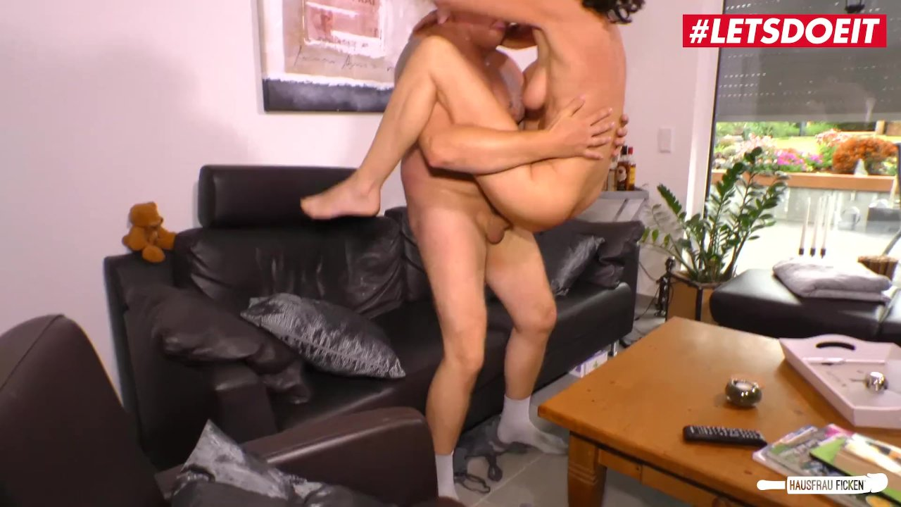 Teen with Big toys and big dick in her asshole