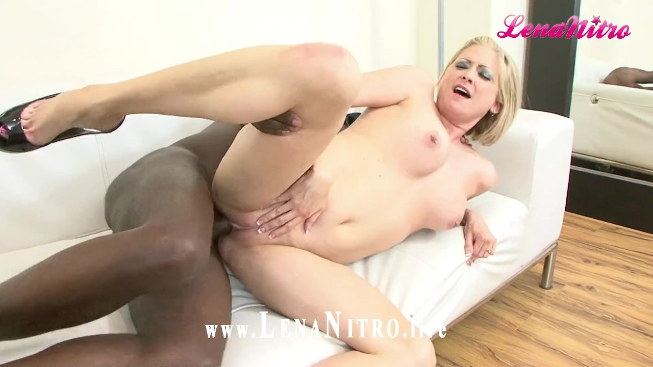 She finds her old mother riding boyfriend's cock!