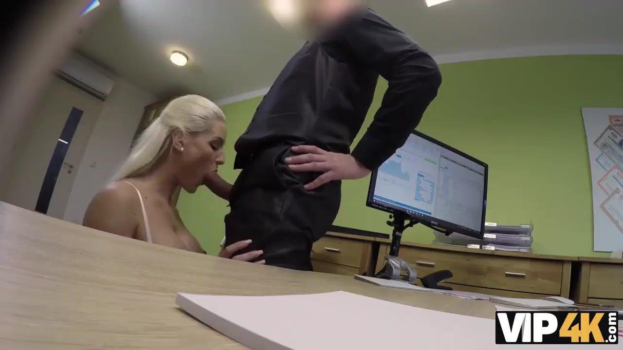 VIP4K. Blanche e pronta per fare sesso per soldi perche e una ragazza intel
