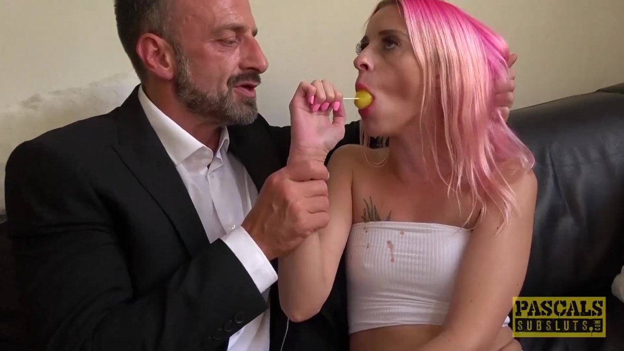 PASCALSSUBSLUTS - Sub MILF Roxy Lace fucks for cum in mouth